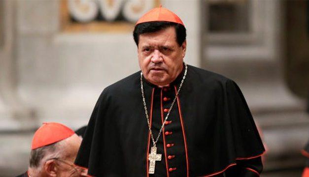 «Fake News» la muerte de Norberto Rivera: Arquidiócesis