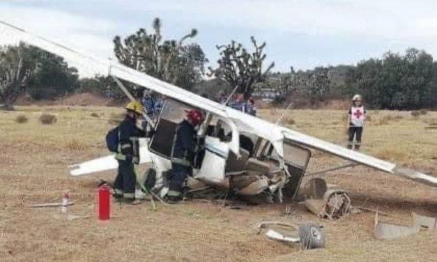 «Fake News» el supuesto derribamiento de una avioneta anti lluvia en San Miguel de Allende