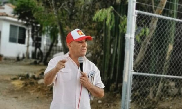 «Fito» Montes considera el tema del agua como uno de los más preocupantes del municipio