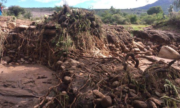 Fotos: Habitantes de La Torna piden auxilio inmediato de las autoridades después de inundación