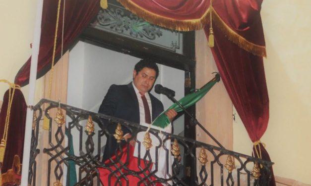 Administración ludovicense conmemora CCXXI aniversario del inicio de la Independencia de México