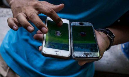 ¡Cuidado! Así están robando celulares en San José Iturbide