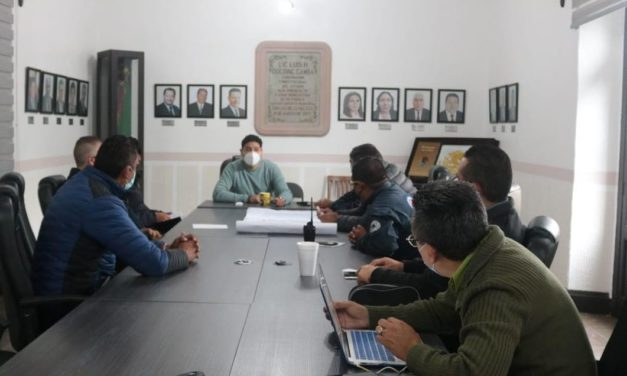 Administración ludovicense trabaja en comunidades afectadas por las lluvias