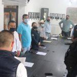 Se instala formalmente Comisión de Seguridad Pública, Tránsito, y Protección Civil en San Luis de la Paz